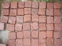 Red Porphyry China Cubicstone