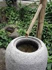 Japanese style fountain
