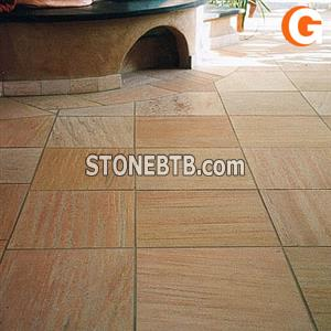 Quartzite tiles exterior flooring