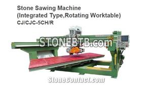 Stone Sawing Machine (Integrated Type) CJ/CJC-5CH/R