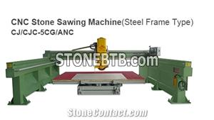 Stone Sawing Machine (Steel Frame Type) CJ/CJC-5CG/ANC