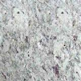 Flower White Granite