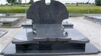 Cheap Black Granite Monument