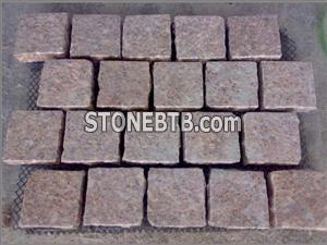 Red Paving Stone