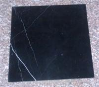 Black Marquina Black Granite Tile less line