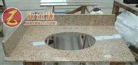 g682 yellow granite sink