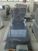 Poland style bahama blue granite monuments