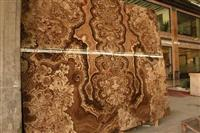 Classical Jade Stone(Brown marble slab)