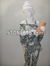Natural Stone Handicraft Sculpture