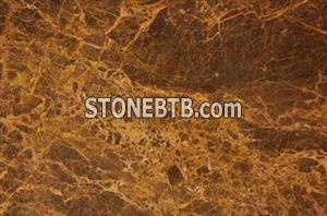 Royal Yellow Brown Marble