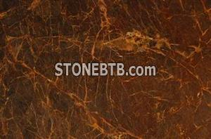 Royal Brown Yellow Marble