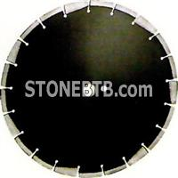 Diamond Saw Blade-Green Concrete and Asphalt Blade