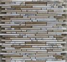 WD-3064 long shape marble mosaic