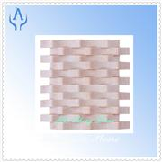 Marble Pink Stone Mosaic