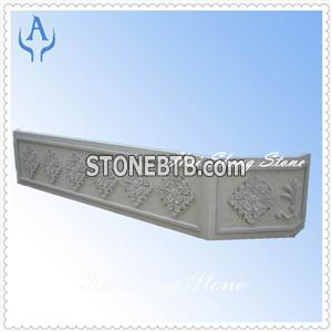 Granite Grey Garden Palisade