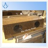 Granite Golden Kitchen Countertop Vanity Top