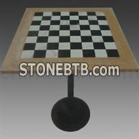 Stone Mosaic Table03
