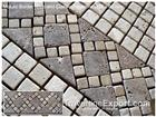 Mosaic Travertine Border