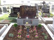 Monuments, tombstone accessories