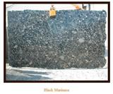 Black Marinace Granite Slabs