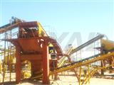 JOYAL 180-200 TPH Jaw & Impact Crushing Plant