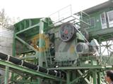 JOYAL 250-300 TPH Jaw & Cone Crushing Plant