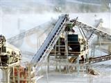 JOYAL 40-60 TPH Jaw & Cone Crushing Plant