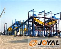 Joyal  40-60 TPH Jaw & Impact Crushing Plant