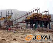 Joyal 150-160 TPH Jaw & Impact Crushing Plant