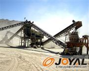 Joyal  80-100 TPH Jaw & Impact Crushing Plant