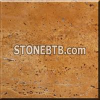 Golden Granite Slab