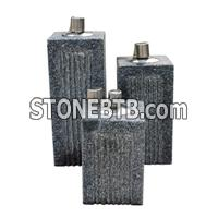 Granite Oil Lamp