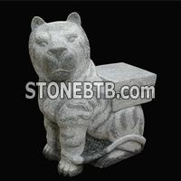 Outdoor Stone animal furniture