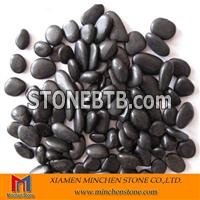 Black Landscaping Pebble