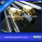 PDC button bit tapered drilling button bits
