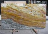 Calypso Gold Quartzite Slabs