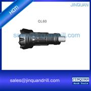 High pressure DTH drill bit for mining