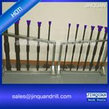 self-drilling groutin/drilling bar self drill anchor bolt/T thread Self drilling anchor bolt T76S