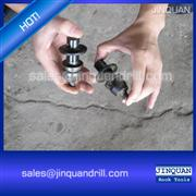 Conical construction tool rotary cutter pick auger bit