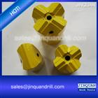 HigH Quality Cross rock drill bits,Horseshoe Cross bit, Tapered Cross bit