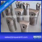 tapered chisel bit made in china manufacturers 26mm-43mm