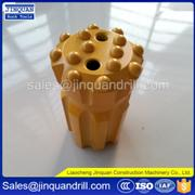 Jinquan thread button bits with longer life, higher penetration rates