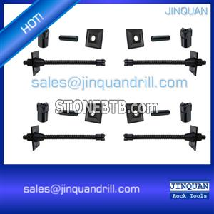 Hot Sale factory price Self Drilling grouted rock anchor bolt