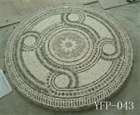YFP-043 Mosaic Medallion