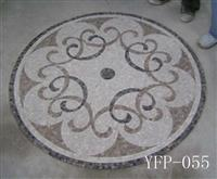 YFP-055 Mosaic Medallion