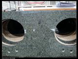 Granite countertop, vanity top