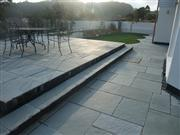 Black Slate Paving Natural Slate Flloorings