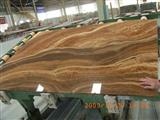 Yellow Onyx wood onyx slabs