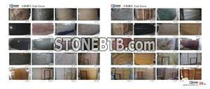 Stone Slab Stock Granite Slab Marble Slab