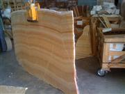 Honey Onyx Slabs Chinese Yellow Onyx Big Slabs